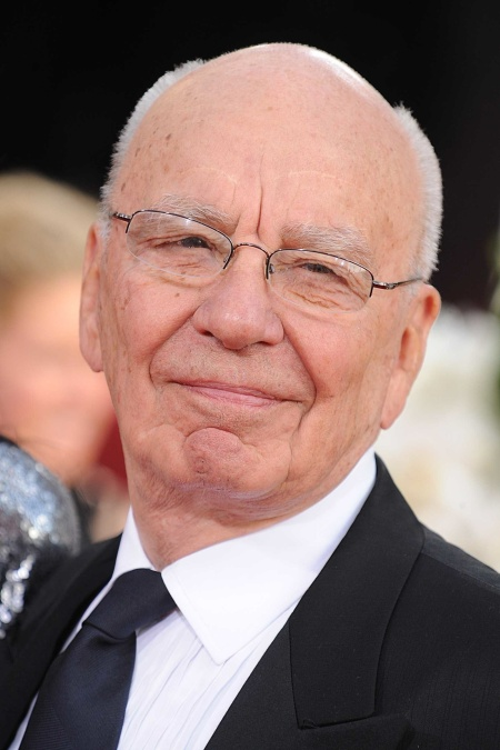 RUPERT MURDOCH WHY DOES one of the world's most powerful men continue to support the discredited Mahmood — a man accused by a judge of lying in the witness box?     Photo: PA