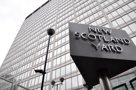 NEW SCOTLAND YARD When Press Gang editor wrote and asked the force to investigate  allegations that Mazher Mahmood may have committed perjury in many of the cases where he gave evidence, there was no reply. Photo: Rebecca Television