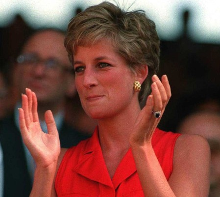 PRINCESS DIANA IN 1994 the News of World paid a huge sum of money for a confidential police report into anonymous phone calls being made by the Princess.  Photo: PA