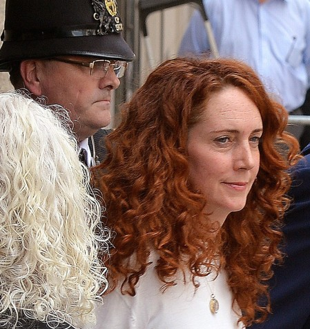 BROOKS & BROOKS THE LOVELETTER that revealed  of Rebekah Brooks' long-standing affair was one of the