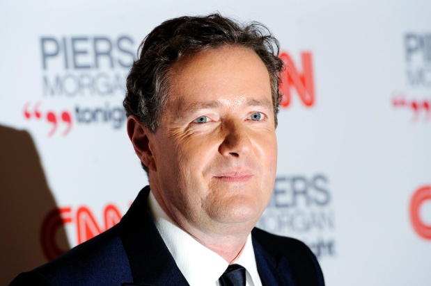 REVISIONISM AS SOON as it became clear that the phone hacking scandal was going to see journalists gaoled , Piers Morgan has been trying desperately to distance himself from earlier statements which suggested he knew all about the practice ...  Photo: PA