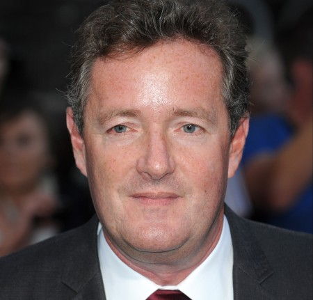 TABLOID SPIES PIERS MORGAN was editor of the News of the World when the paper was paying spies on rival Mirror group papers.  Photo: PA