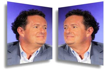"MIRROR, MIRROR THERE ARE two faces to Piers Morgan's comments about phone hacking and the other ""dark arts"" of illegal news-gathering. Throughout the early stages of the scandal, he was happy to give the impression most newspapers were involved. But as soon as senior figures in the Murdoch empire began to be arrested, he changed his tune. Now he claims he knew nothing about unlawful practices at the Daily Mirror ...         Photo: PA"