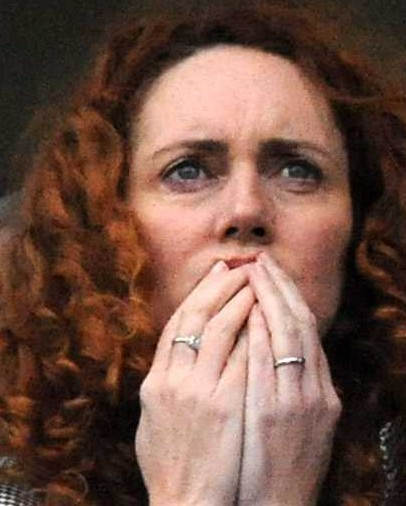 MEA CULPA REBEKAH BROOKS made the damaging admission that she'd paid police for information in the past when she appeared before the Culrure, Media & Sport select committee. PHOTO: PA
