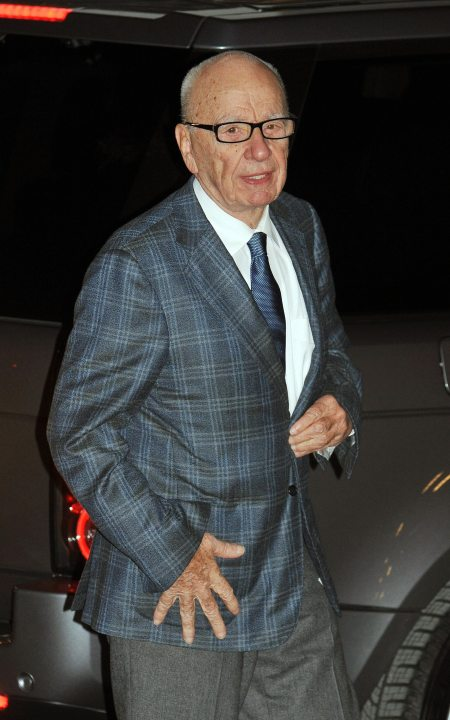 RUPERT MURDOCH THE EX-AUSTRALIAN tycoon has always had a soft spot for Mazher Mahmood and made sure he had a temporary berth on the Sunday Times.  Photo: PA  Hertfordshire.
