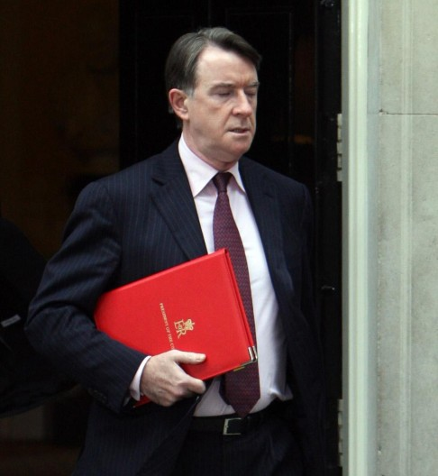 PETER MANDELSON   THE LABOUR minister was another victim of the Daily Mirror. He resigned as Trade Secretary in December 1998 after it was revealed he'd failed to declare a £378,000 personal loan from fellow minister Geoffrey Robinson. The day before his resignation the Mirror's Gary Jones asked Jonathan Rees to blag details of the Trade Minister's bank and mortgage accounts. The Mirror revealed Mandelson had £50,000 in a Coutts account — and that his £150,000 mortgage with the Britannia Building Society cost £1,000 a month. According to the BBC's Robert Peston, the Mandelson operation cost the Mirror £1,116.  Photo: PA