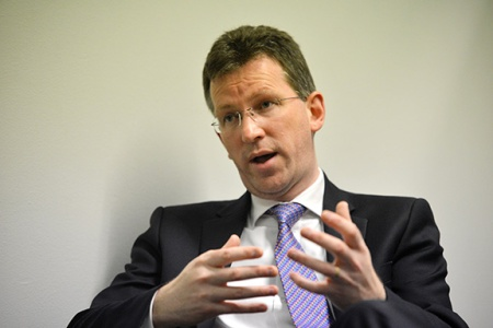 JEREMY WRIGHT QC, MP THE COALITION'S senior law official tried to per Photo: Attorney General's Office