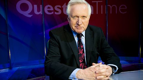 QUESTIONABLE TIME  DAVID DIMBLEBY should have been sharper during the exchange between the allegedly