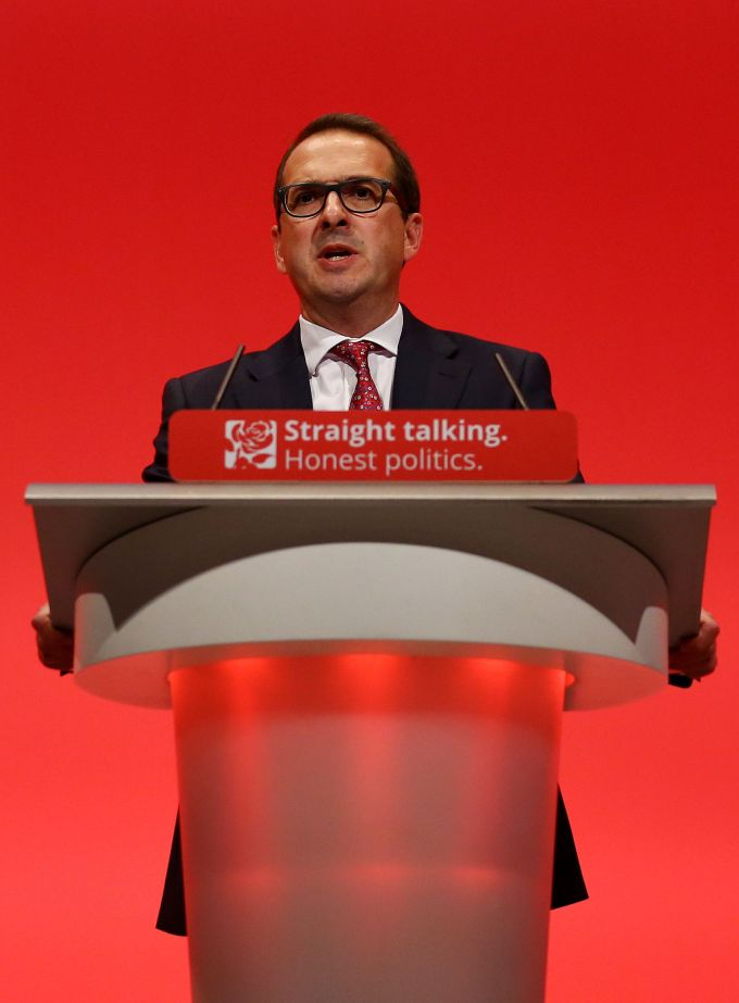 Labour party annual conference 2015