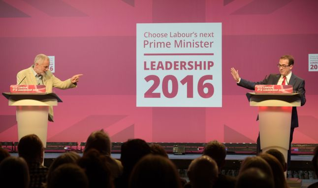 Labour leadership challenge