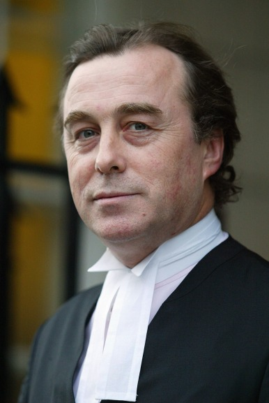 John Kelsey Fry QC at Lewes Crown Court