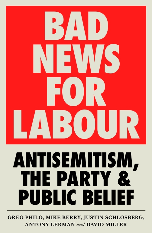 BAN NEWS FOR LABOUR - COVER